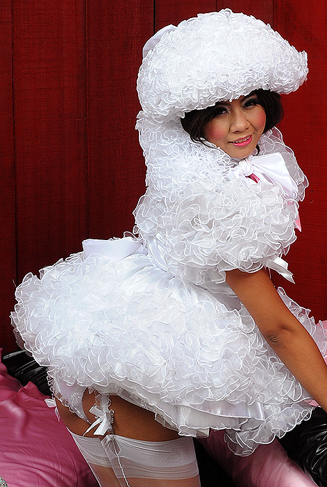 New Super Fab Sissy Outfits From Sissy Kiss Boutique
