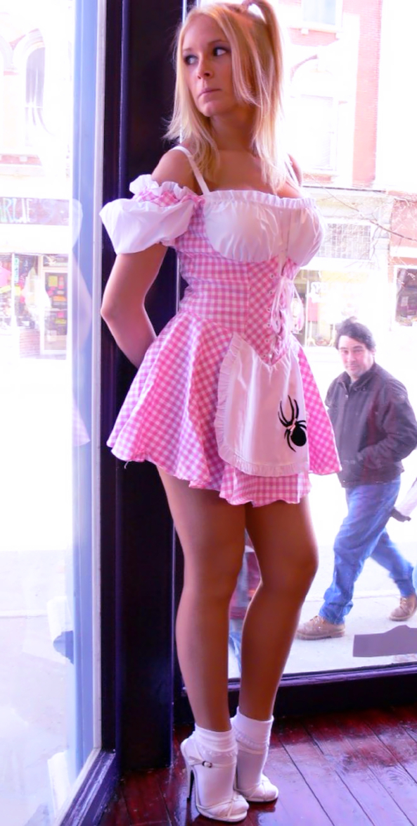 Can you caption this?, caption me, Feminization,Dolled Up,Sissy Fashion