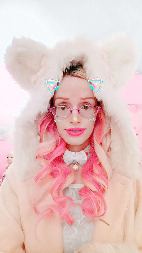 Me Being A Sissy Kitty Girl *mew* *mew* =^.^=, petplay,kitty girl,sissy kitten,pet play, Dolled Up