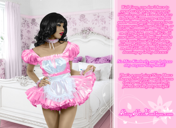 Happy To Be A Sissy Maid, maid,sissy maid, Feminization,Sex Toys,Sissy Fashion,Dolled Up,Anal Sex