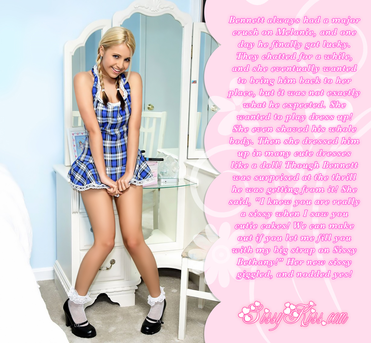 Awesome...!!! sissy anal gallery love