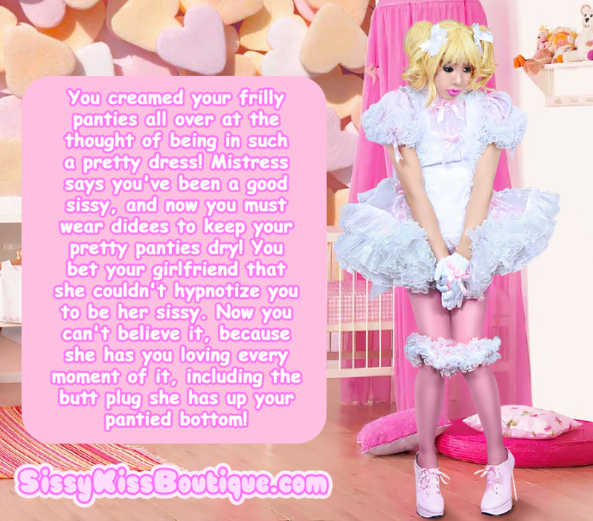 You made creamies in your pretty dress!, Adult Babies,Feminization,Mind Altering,Dared Or Bets