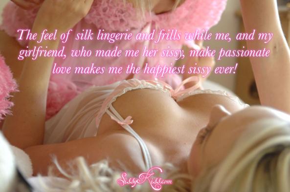 Sissy Delights, Feminization