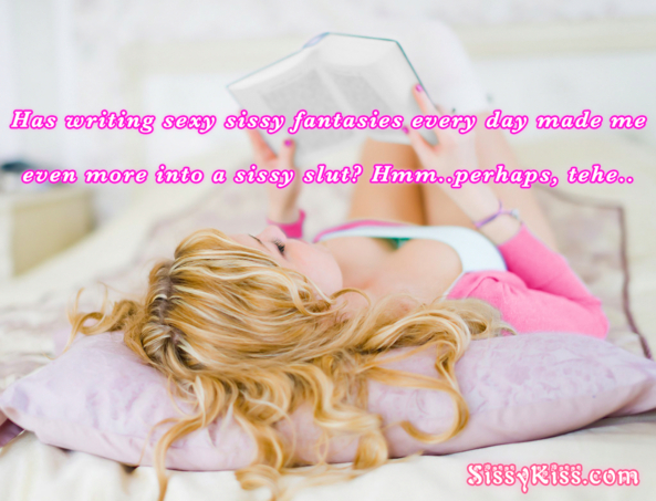 Effects Of Making Sexy Sissy Fantasies, Feminization