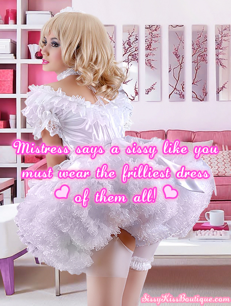 What outfit Mistress wants to dress you up in, Feminization,Sissy Fashion,Dolled Up