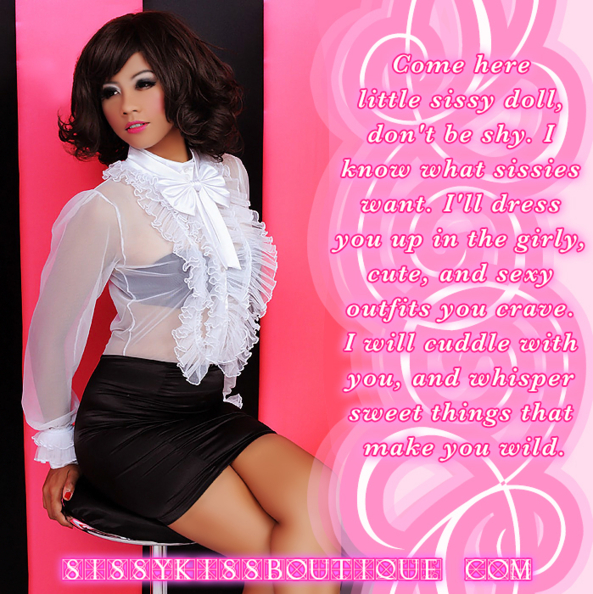 Mistress wants to make you her sissy, Feminization,Sissy Fashion