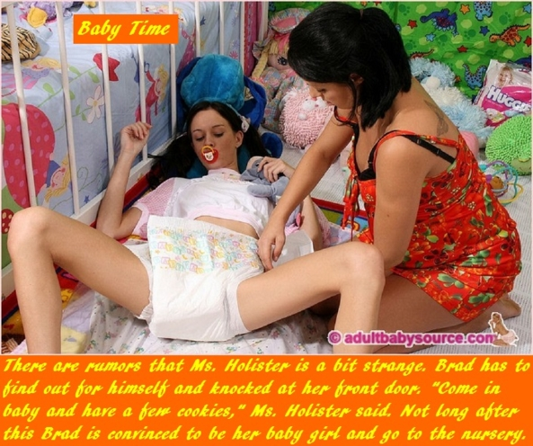 Times - There are times when unexpected things happen., Neighbor,Girlfriend,Nanny,Diaper, Adult Babies,Feminization,Identity Swap,Sissy Fashion