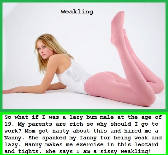 SISSY LIFE - Captions about many sissies and those who might feminize one., Sissy School,Crossdress,Sissy,Feminize, Feminization,Humiliation,Sissy Fashion,Identity Swap