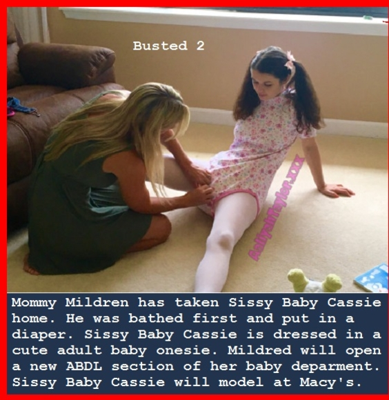 Scrapbook Cappies 2 - I have captioned 5 friends to be under the spotlight in my scrapbook., Dominate,Sissybaby,Crossdress,Diaper,Sissy, Adult Babies,Feminization,Humiliation,Diaper Lovers,Identity Swap