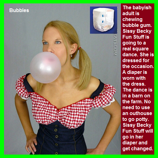 Site Stories - Five friends who are Sissy Kiss members have been captioned. Four are about diapers and one about leotards., Leotard,Ballet,Diaper,Fairy,Pull Up, Adult Babies,Feminization,Identity Swap,Sissy Fashion