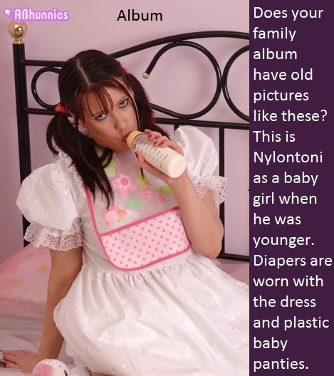 Baby Or Sissy - You could be an adult baby or sissy. Some are both and love it., Nappy School,Sissybaby,Sissy,Diaper, Adult Babies,Feminization,Identity Swap,Sissy Fashion