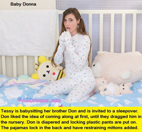 Diapered Adults 2 - Different females make wonderful mommies. This includes sisters and babysitters., Diaper,Sissy Maid,Dominated,Sissy Baby, Adult Babies,Feminization,Identity Swap,Sissy Fashion