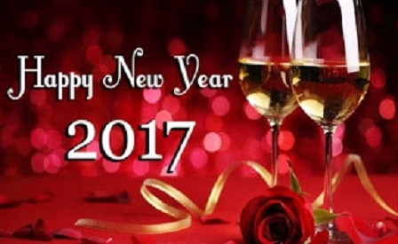 Happy New Year - I wish everyone a happy and prosperous new year!, Joy,Peace,Prosperity, Holiday