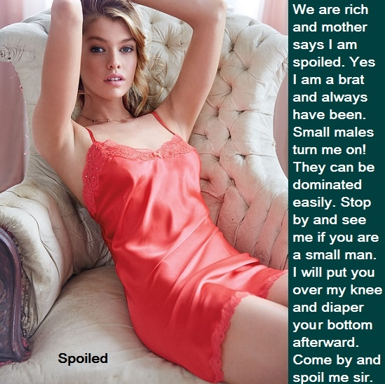 Slip Model Oncore - The sexy slip models are back and dominating males with panties and diapers., Slip Model,Dominate,Panty,Diaper,Spanking, Adult Babies,Feminization,Identity Swap,Sissy Fashion
