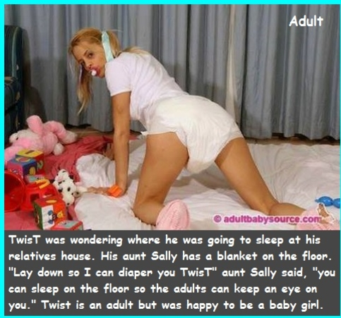 Fun Times 4 - I made some cappies about some of my friends on Sissy Kiss., Diaper,Sissy,Crossdress,Dominate, Adult Babies,Feminization,Humiliation,Diaper Lovers