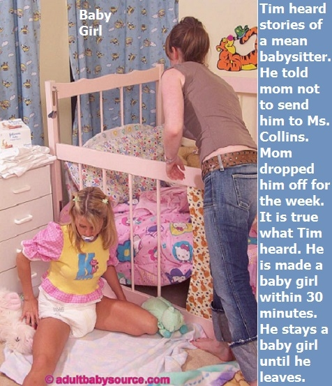 Many Babies - Adults are being treated like babies still wearing diapers. Beware of Aunts and Babysitters!, Babysitter,Aunt,Diaper,Dominate, Adult Babies,Feminization,Identity Swap,Sissy Fashion