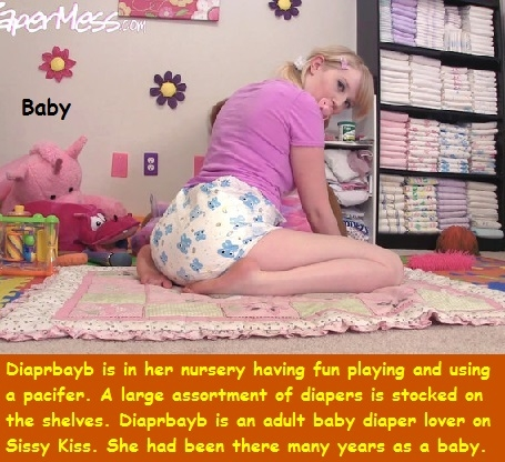 Fun Times 6 - I made some cappies about some of my friends on Sissy Kiss., Schoolgirl,Sissy,Diaper,Sissybaby, Adult Babies,Feminization,Humiliation,Diaper Lovers
