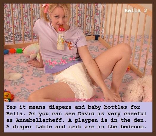 best adult baby stories