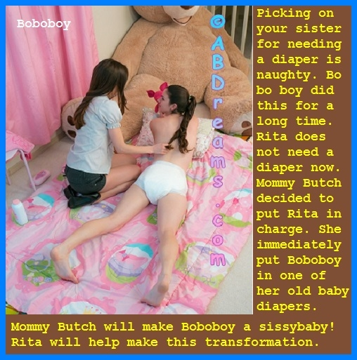 Scrapbook Cappies 8 - I have captioned 6 friends to be under the spotlight in my scrapbook. , Mommy,Diaper,Nursery,Nurse, Adult Babies,Feminization,Humiliation,Diaper Lovers