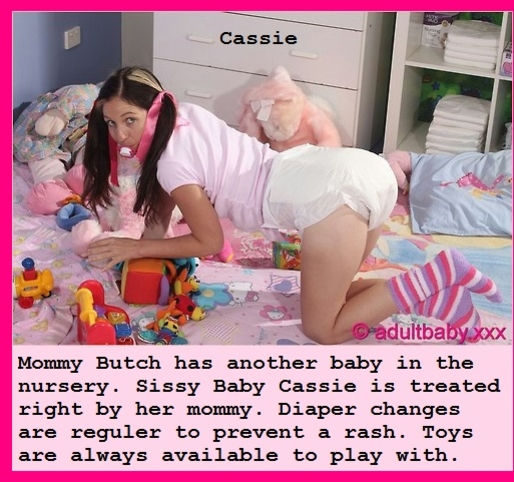 Scrapbook Cappies 10 - I have captioned 10 friends to be under the spotlight in my scrapbook. , Dominate,Sissybaby,Diaper,Love, Adult Babies,Feminization,Humiliation,Diaper Lovers