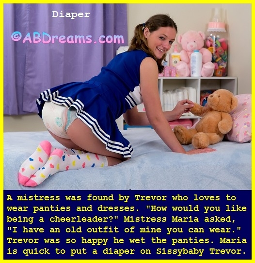 Sissy Fun - Sissies and babies are having fun, dressing up, and playing games., Enema,Butt Plug,Panty,Diaper,Dominate, Adult Babies,Feminization,Humiliation,Diaper Lovers