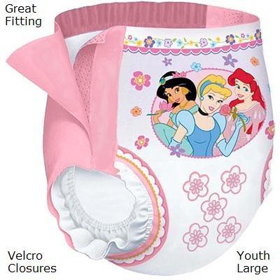 Princess Diapers