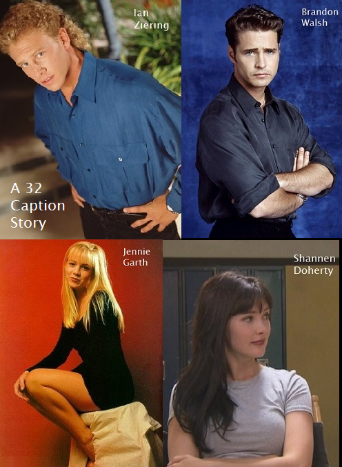 Beverly Hills 90210 - Jessy Clark and Butch Slater graduate with honors. They meet Jessy's girl cousins at a Pub and are turned into sissybabies., Makeover,Sissybaby,Dominated,Diapers,Wetting, Adult Babies,Feminization,Identity Swap,Sissy Fashion,Diaper Lovers