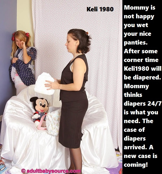 Diaper Ready - A diaper may be ready and waiting in your present or future., Diaper,Dominate,Sissy,Schoolgirl, Adult Babies,Feminization,Identity Swap,Sissy Fashion