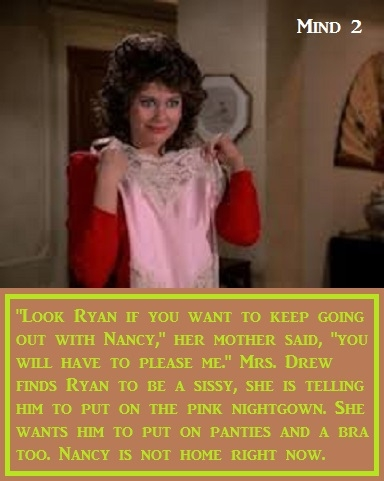 Mini Series - Nancy Drew - Here is Baby Butch's version of the old show Nancy Drew. Should have been AB Nancy Drew or Sissy Nancy Drew. , Panties,Diaper,Sissy,Dominate, Adult Babies,Diaper Lovers,Identity Swap,Sissy Fashion