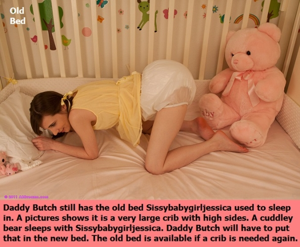 Daddy's Girl - Daddy's girl is growing up and acting up. Daddy Butch wants her to stay a baby girl., Estrogen,Baby Girl,Daddy,Sexy,Diapers, Adult Babies,Feminization,Identity Swap,Wetting The Bed