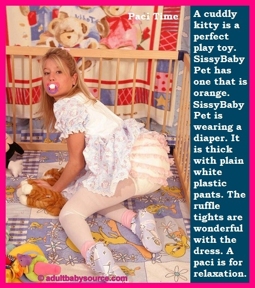 Special Report 2 - Action reporter for Sissy Kiss posts captions of site members activities. , Diaper,Sissybaby,Diaperfur,Dominate,Babied, Adult Babies,Feminization,Identity Swap,Sissy Fashion,Diaper Lovers