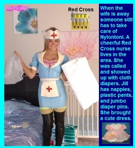 Diaper Wanted - Many want and need to be put in a diaper. More cappies from Baby Butch., Sissy,Sissybaby,Balloons,Diaper, Adult Babies,Feminization,Identity Swap,Sissy Fashion