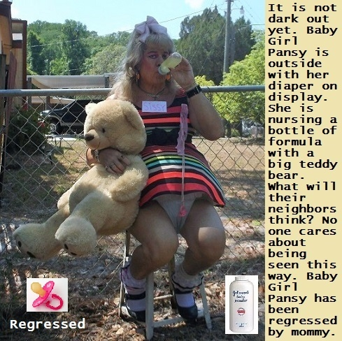 Under The Spotlight 4 - I have put 14 of my Sissy Kiss friends under the spotlight with a captioned piccie., Sissybaby,Diaper,Sissy,Panty,Dominate, Adult Babies,Feminization,Identity Swap,Sissy Fashion