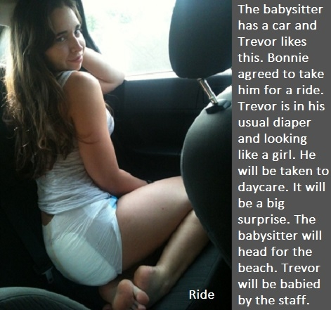 Find 1 - 2 - I posted a 2 cappie story about our Webmissy. Bonus Trevor and Jessybaby cappies added., Daycare,Diaper,Sissybaby,Pampers, Adult Babies,Feminization,Humiliation,Diaper Lovers