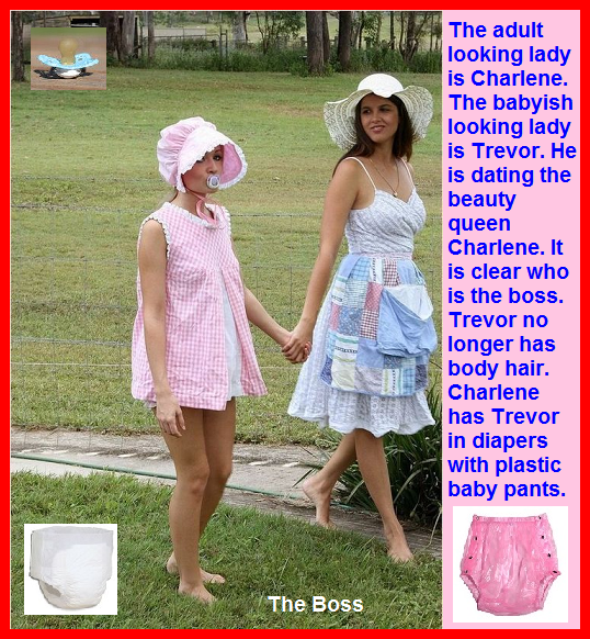 Diaper Delight - Delight - a high degree of pleasure or enjoyment., Diaper,Plastic Panty,Dominate,Pleasure, Adult Babies,Feminization,Identity Swap,Sissy Fashion