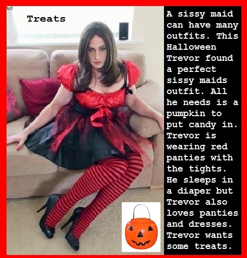 Halloween Captions - I just finished making these Halloween captions. Sorry I could not include more friends but it is getting late., Halloween,Witches,Diapers,Panties, Adult Babies,Feminization,Humiliation,Diaper Lovers