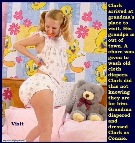 Sissy Situations - Being a sissy can lead to unexpected consequences. , Tennis,Ruffle Panty,Dominate,Sissy,Sissybaby, Adult Babies,Feminization,Identity Swap,Sissy Fashion