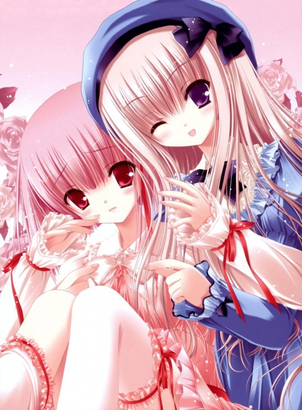 2 Sweet Little Girls