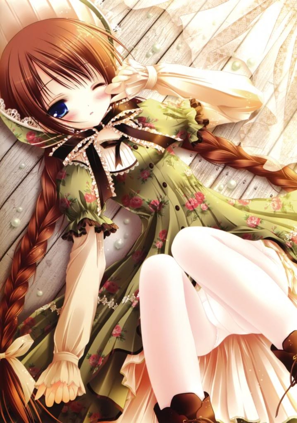 Cute Sleepy lil Girl