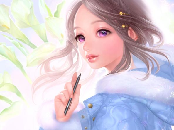 Super Sweet lil Girl