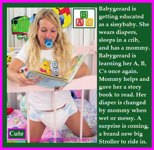 Learning the A, B, C's, Baby,Baby Girl,Toddler,Learning,Diaper,Crib,Princess,Maddie
