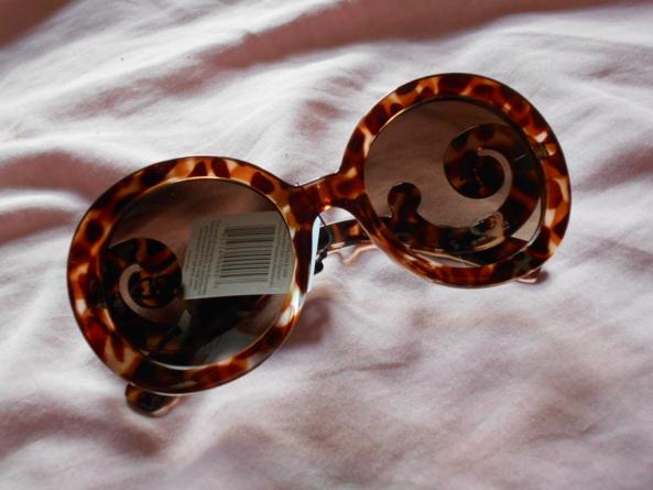 Waddler Specs, Shiny,plastic,sunglasses