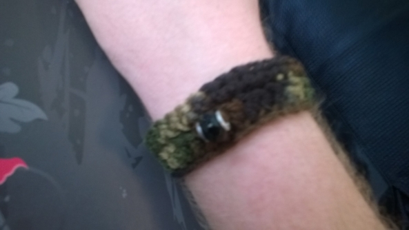 Another Crochet, Bracelet,Master