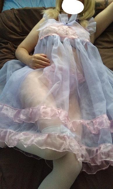 my pretty nightdress