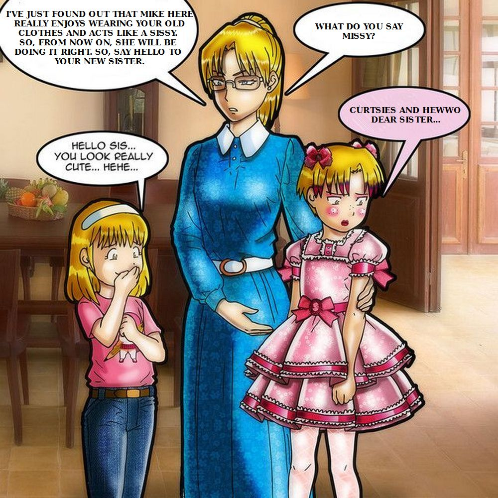 Sissification Stories