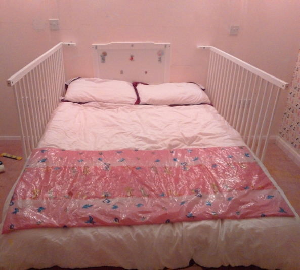 bigbabykimberlyjane's new cot-bed - this is my new cot-bed which i have built myself, cot-bed,adult baby, Adult Babies