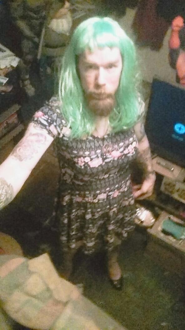 New dress - just lookingfor opinions on dress, dress, Feminization