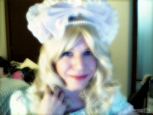 Playing around with filters :), Cosplay,Lolita,Smile,Crossplay,Brolita