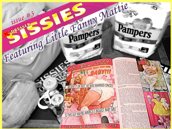 Little Fanny Mattie in X-Dresser Sissies 3 - STILLS, petticoat punishment,fmatty,fanny mattie,fanny matty,XD Publications,Little Fanny Mattie,X-Dresser Sissies,sissy baby,nursery discipline humiliation, Adult Babies,Thumb Sucking,Feminization,Dominating Mistress Or Master,Sissy Fashion,Spankings,Dolled Up,Bad Boy To Good Girl