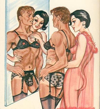 феминизация мужа частные фото
